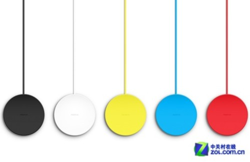 诺基亚发布轻量化无线充电器及移动电源