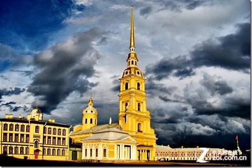 大C游世界 云南彼得保罗大教堂怎么玩